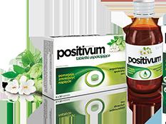 produkty z linii z positivum